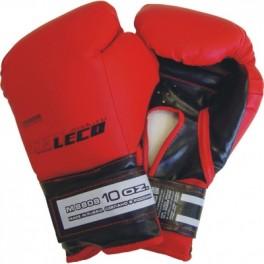 Перчатки боксерские 12 унц. красные