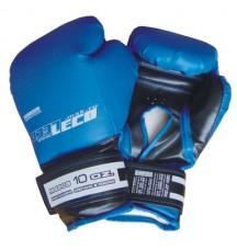 Перчатки боксерские 12унц. синие