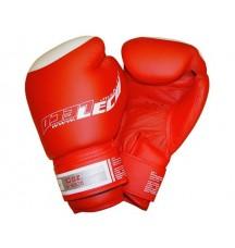 Перчатки боксерские 10 унц. красные ПРО