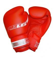 Перчатки боксерские 12 унц. красные ПРО