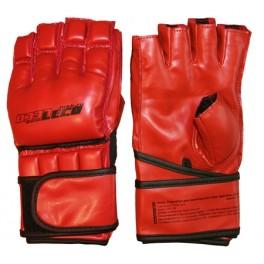 Перчатки для рукопашного боя красные, разм.L