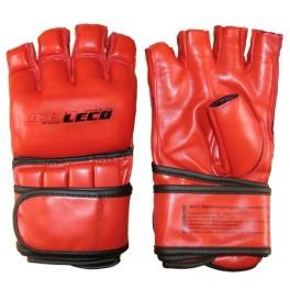 Перчатки для рукопашного боя ПРО красные, разм.S