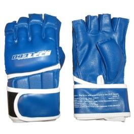 Перчатки для рукопашного боя ПРО синие, разм.L