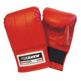 Перчатки тренировочные красные