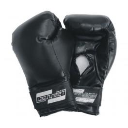 Перчатки боксерские 10 унц. черные СТАРТЕР