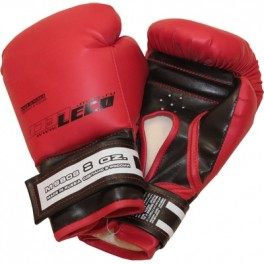 Перчатки боксерские 8 унц. красные