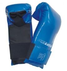 Перчатки спарринговые синие, разм.S