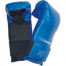 Перчатки спарринговые синие, разм. M