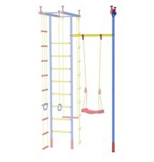 Дополнительная стойка к ДСК Leco-IT выс. 2,35 - 3,20 м для качелей