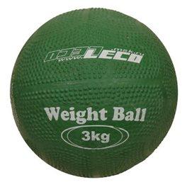Мяч для атлетических упражнений резиновый 3 кг