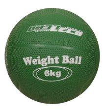 Мяч для атлетических упражнений резиновый 6 кг