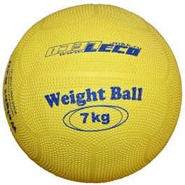 Мяч для атлетических упражнений резиновый 7 кг