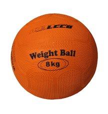 Мяч для атлетических упражнений резиновый 8 кг