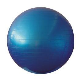 Мяч гимнастический синий ф75 см