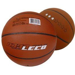 Мяч баскетбольный ЛЕКО 3 звезды, 4 класс прочности