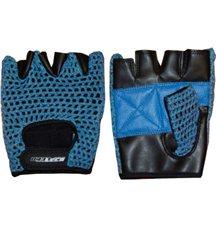Перчатки для фитнеса и тяжелой атлетики ПРО, разм. S