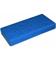 "Крышка для GigaBloks 5"" 4 х 2 синяя"