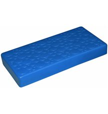 "Крышка для GigaBloks 10"" 4 х 2 синяя"