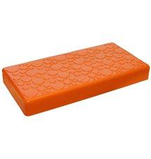 """Крышка для GigaBloks 10"""" 4 х 2 оранжевая"""
