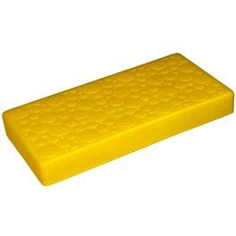 """Крышка для GigaBloks 10"""" 4 х 2 желтая"""