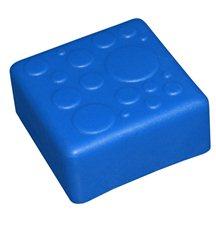 "Крышка для GigaBloks 10"" 1 х 1 синяя"