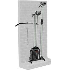 Блоковый тренажер пристенный Starter