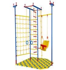 Детский спорткомплекс распорный Leco-IT, выс. 2,35 - 3,20