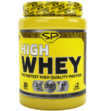 HIGH WHEY PROTEIN 1000 g (whey isolate protein)
