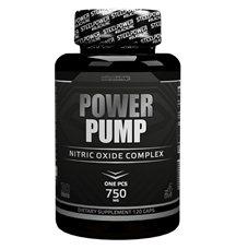POWER PUMP (120 капсул)