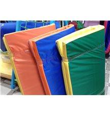 Мат гимнастический 100х165 см, толщ. 10 см (ВИК)
