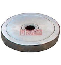 хромированный диск 10кг. ф30