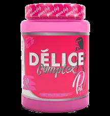 Delice Complex 900гр.( розовая серия) многокомпонентный протеин 77%