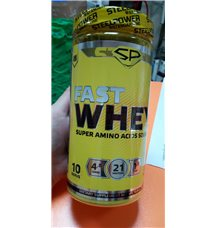 FAST WHEY PROTEIN 300гр