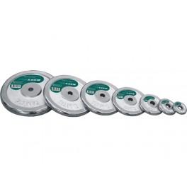 Диск 10 кг Премиум ПРО на диам. 30 мм