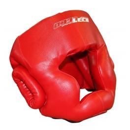 Шлем боксерский красный разм.S
