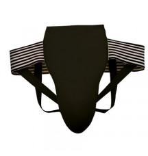 Защита паха черная разм.XL